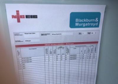DBP - B&M Circuit Schedule