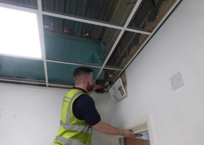 LED - Peel - Liverpool Install