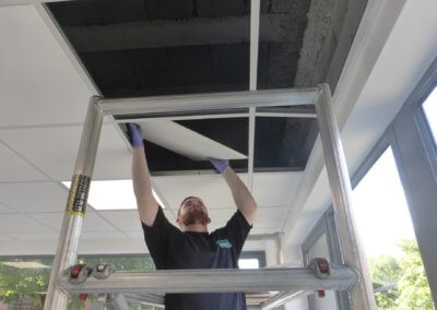 LHP - LED & Ceiling Install3