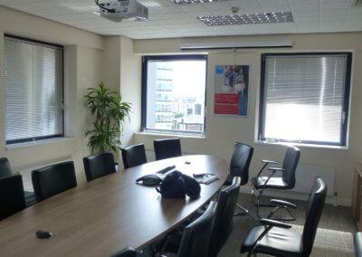 SSP - Bupa Boardroom Projector Install