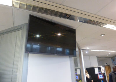 SSP - Bupa TV Install