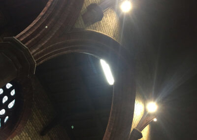 SSP - St Johns Church LED Install 2