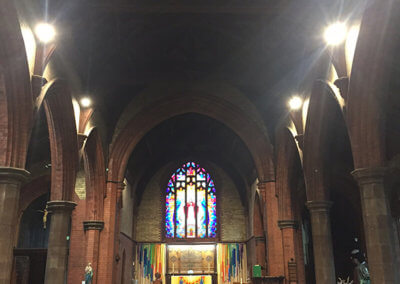 SSP - St Johns Church LED Install